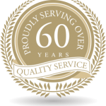 Holbrook Service 60 Years Badge