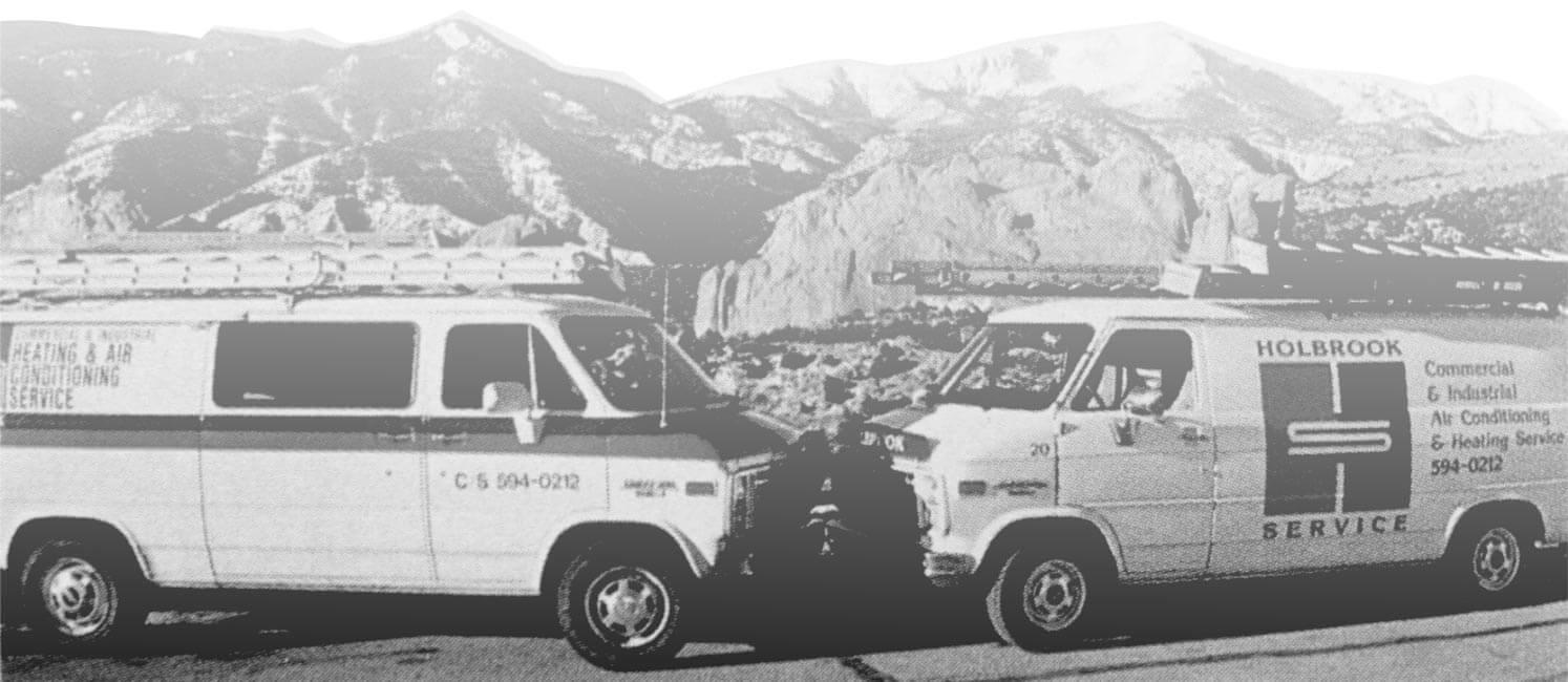 Holbrook's HVAC Service History Photo 3